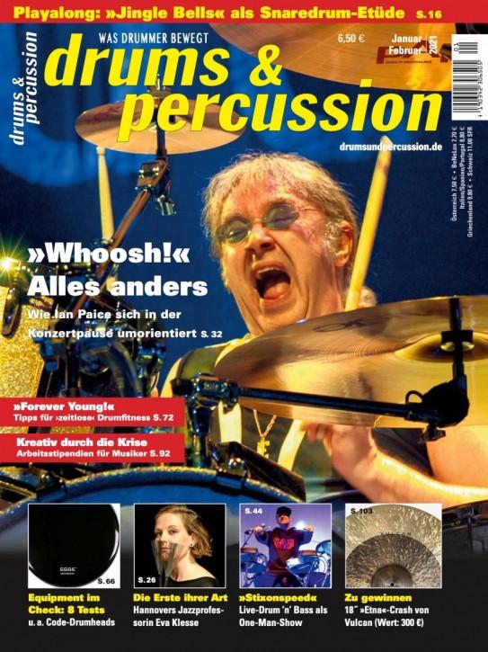 drums&percussion Januar/Februar 2021