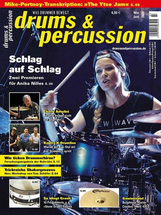 drums&percussion Mai/Juni 2020 E-Paper