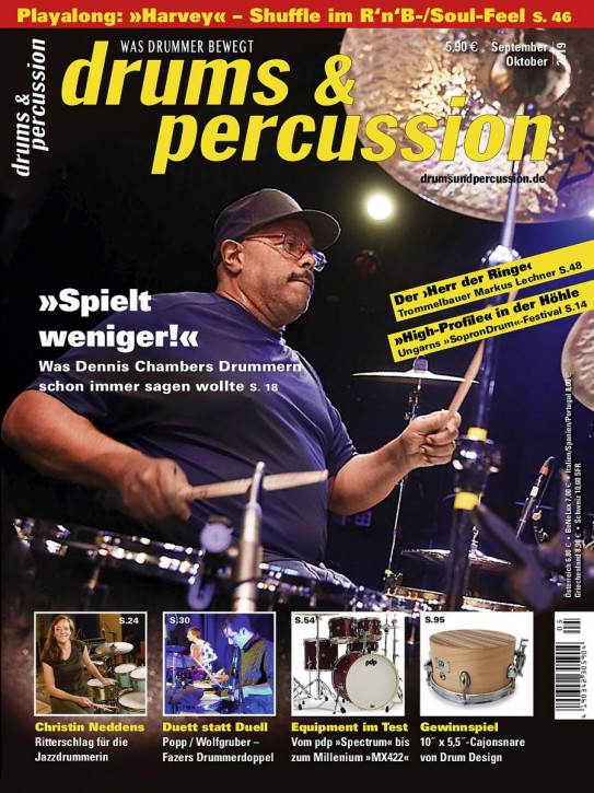 drums&percussion September/Oktober 2019