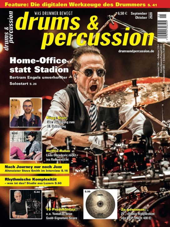 drums&percussion September/Oktober 2020