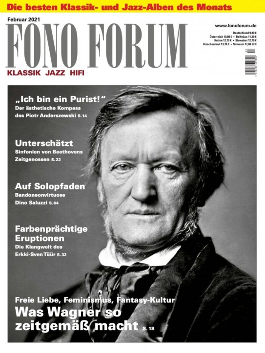 FONO FORUM Februar 2021 E-Paper
