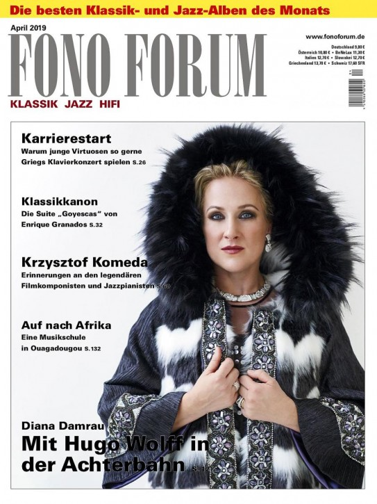 FONO FORUM April 2019