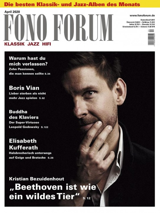 FONO FORUM April 2020 E-Paper