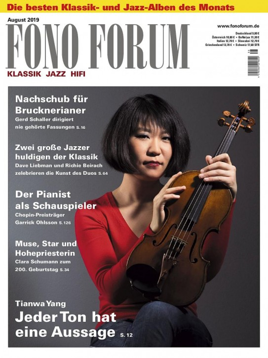 FONO FORUM August 2019
