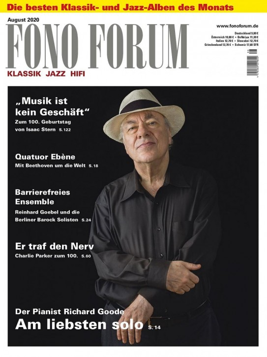FONO FORUM August 2020