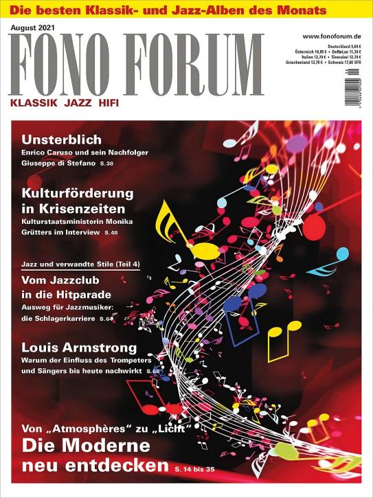 FONO FORUM August 2021 E-Paper