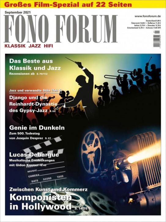 FONO FORUM September 2021