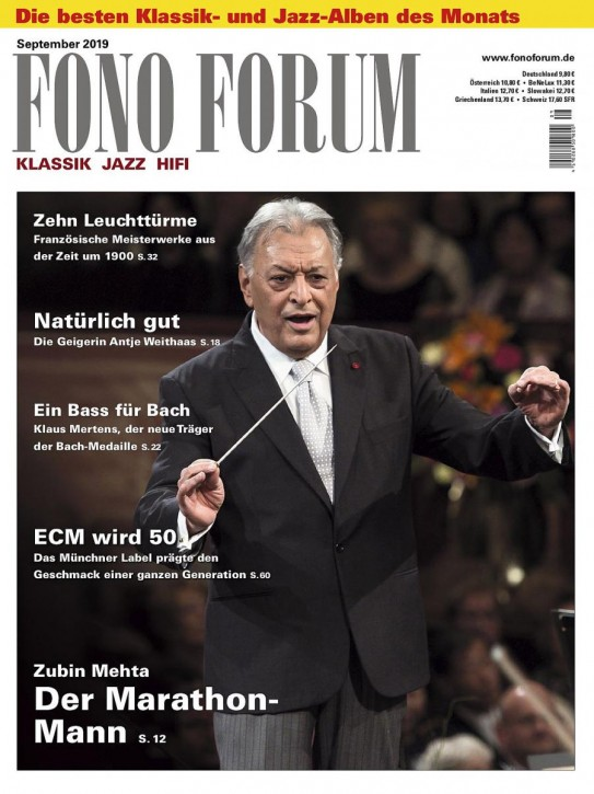 FONO FORUM September 2019