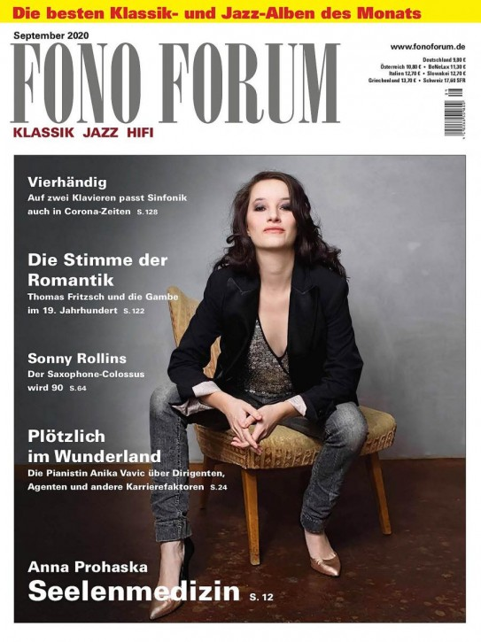 FONO FORUM September 2020 E-Paper