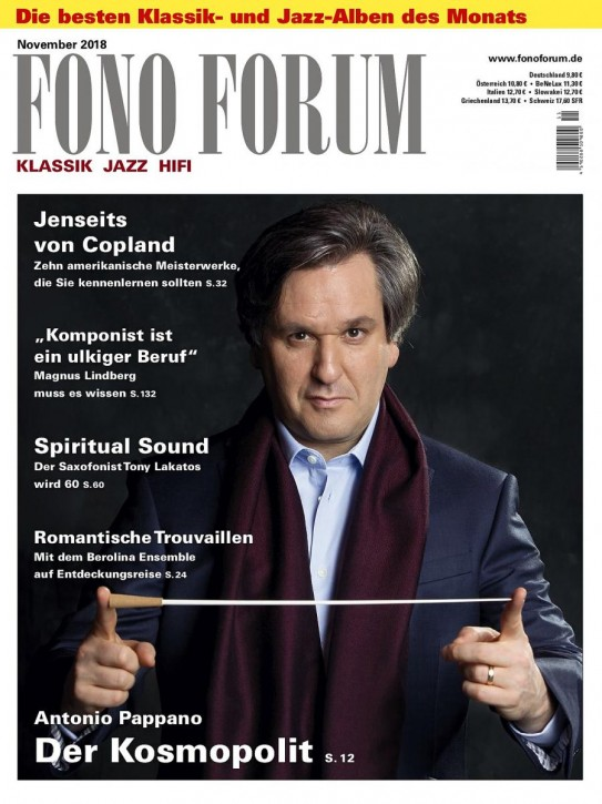 FONO FORUM November 2018 E-Paper
