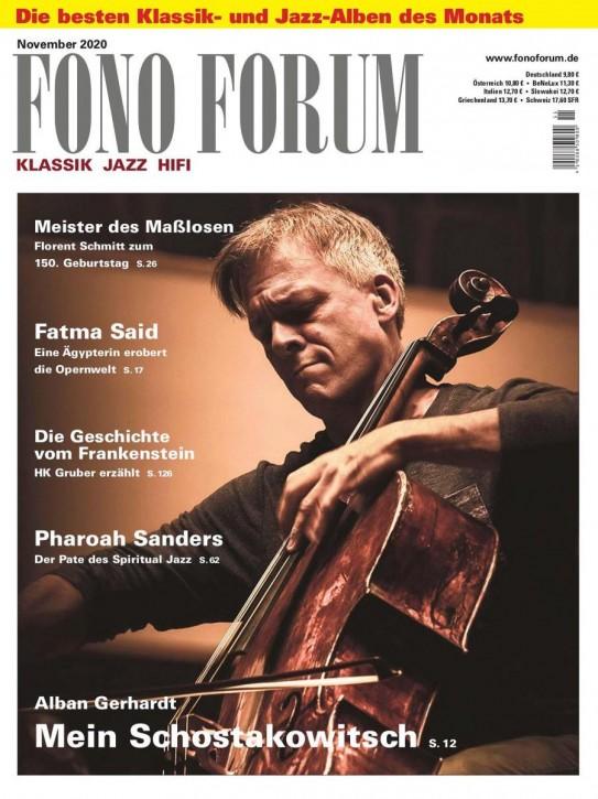 FONO FORUM November 2020 E-Paper