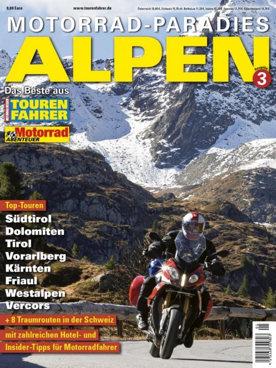 MOTORRAD PARADIES ALPEN Ausgabe 3