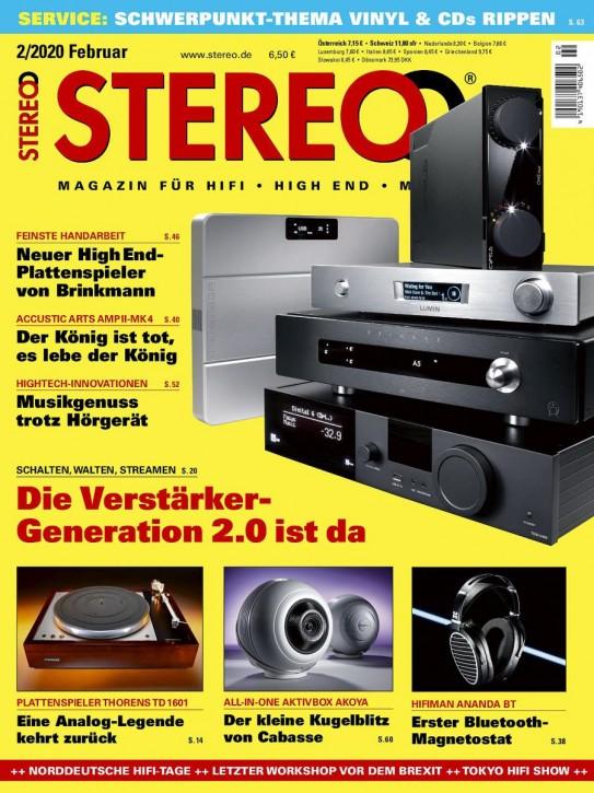 STEREO Februar 2020 E-Paper