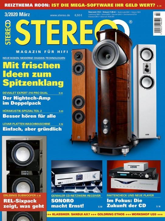 STEREO März 2020 E-Paper