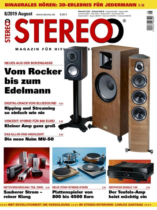 STEREO August 2019 E-Paper