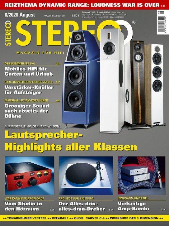 STEREO August 2020 E-Paper