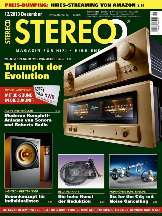 STEREO Dezember 2019 gedruckte Ausgabe