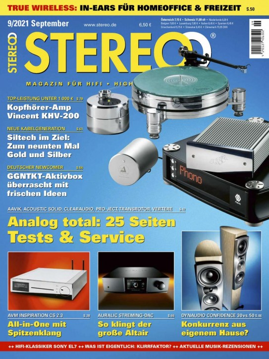 STEREO September 2021 E-Paper