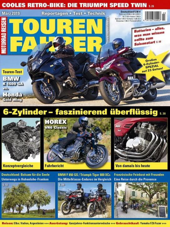 TOURENFAHRER März 2019 E-Paper