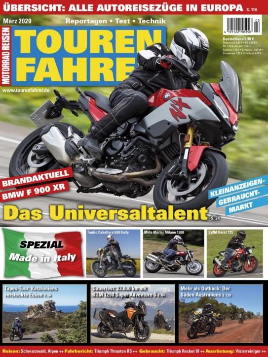 TOURENFAHRER März 2020 E-Paper