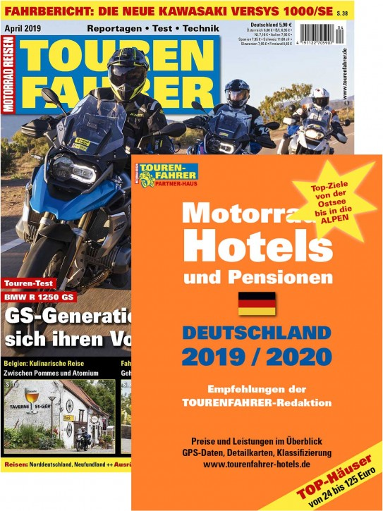 TOURENFAHRER April 2019