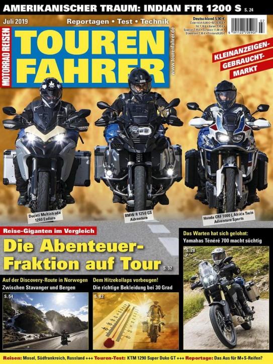 TOURENFAHRER Juli 2019 E-Paper