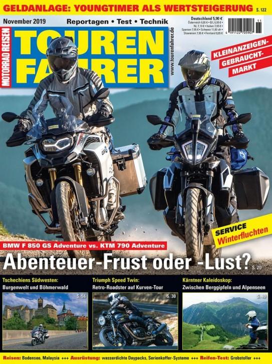 TOURENFAHRER November 2019 E-Paper