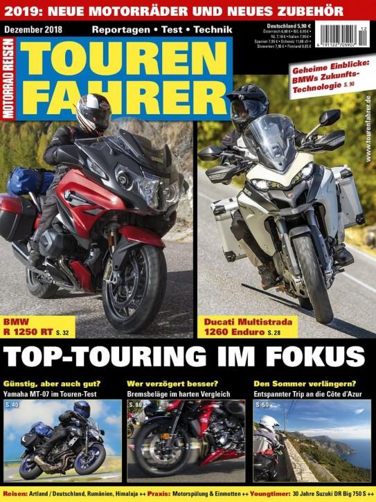 TOURENFAHRER Dezember 2018 E-Paper