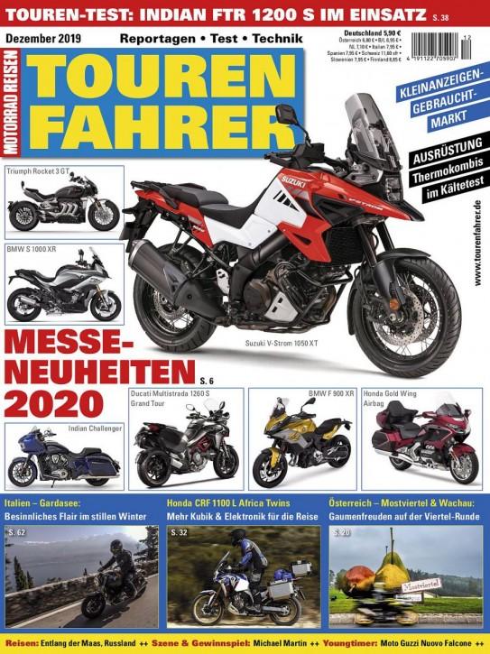 TOURENFAHRER Dezember 2019 E-Paper