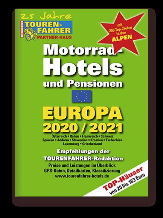 TF Hotel-Special 2020/2021 Europa gedruckte Ausgabe