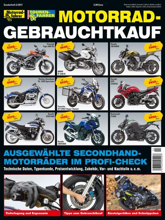 Motorrad Gebrauchtkauf 2017 gedruckte Ausgabe