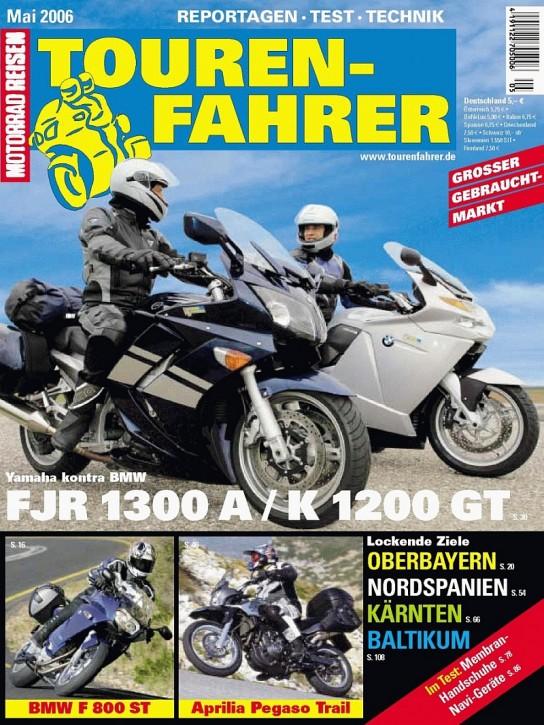 TOURENFAHRER Mai 2006