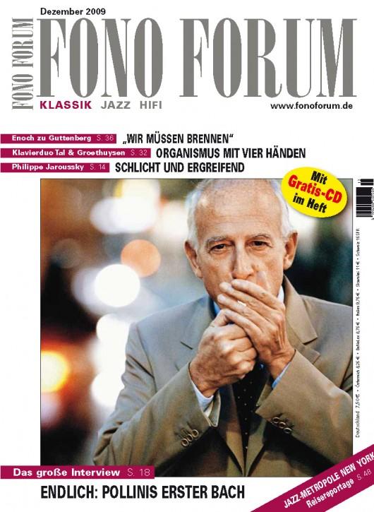 FonoForum Dezember 2009