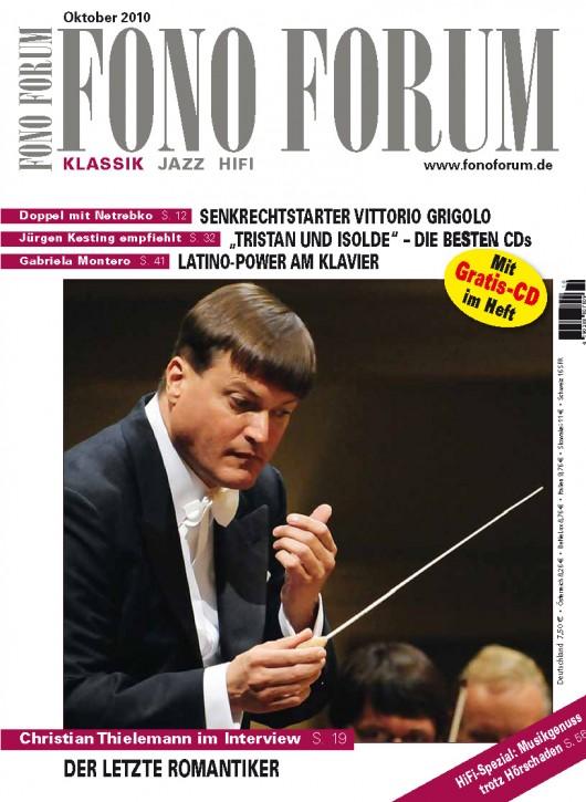 FonoForum Oktober 2010