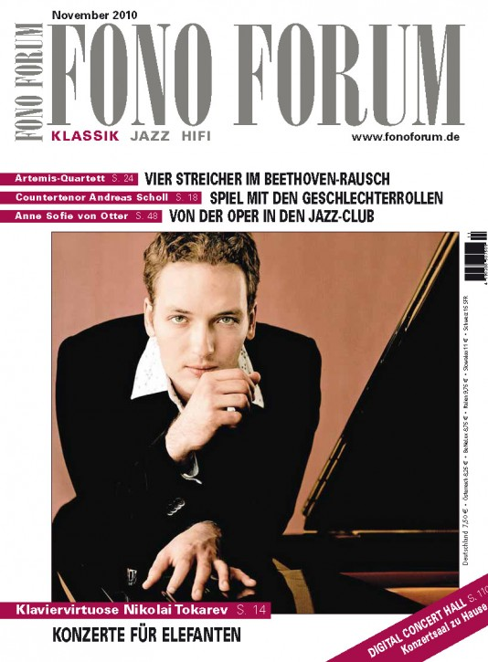 FonoForum November 2010