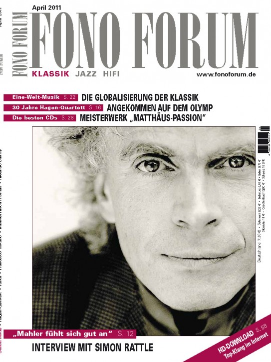 FonoForum April 2011