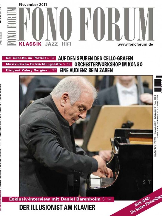 FonoForum November 2011