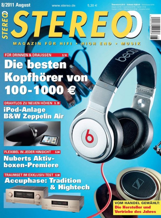 STEREO August 2011