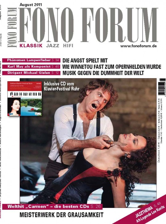 FonoForum August 2011