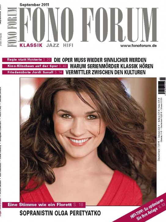 FonoForum September 2011
