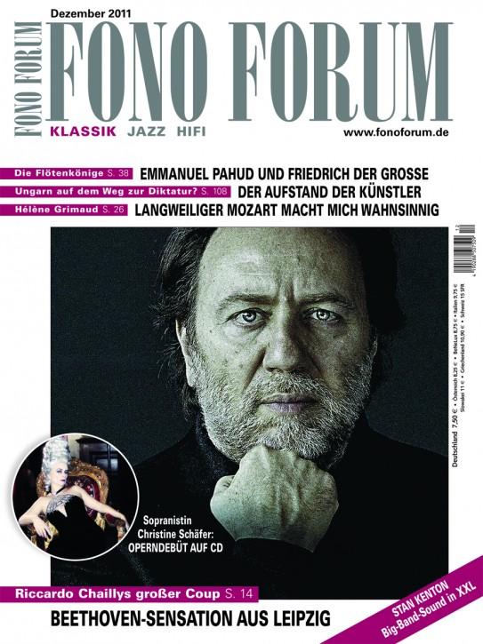 FonoForum Dezember 2011