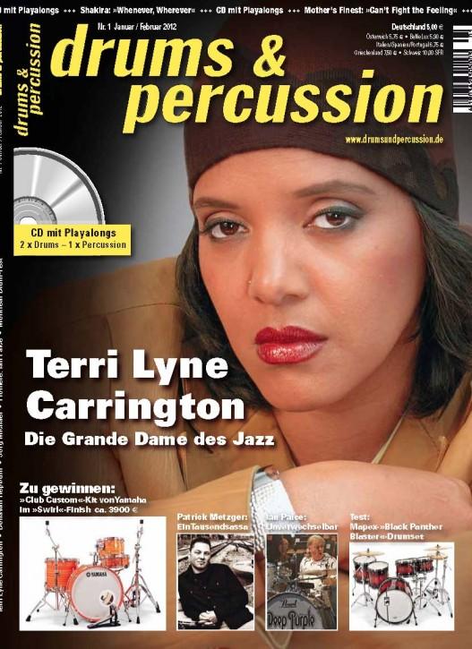 drums&percussion Januar/Februar 2012
