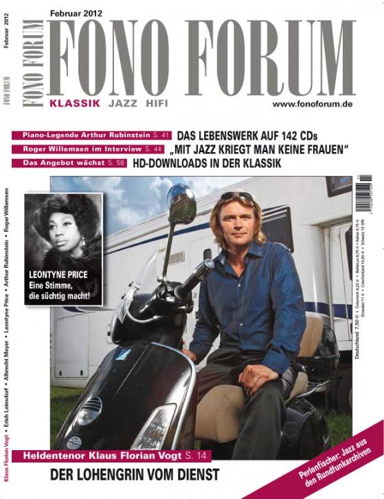 FonoForum Febuar 2012