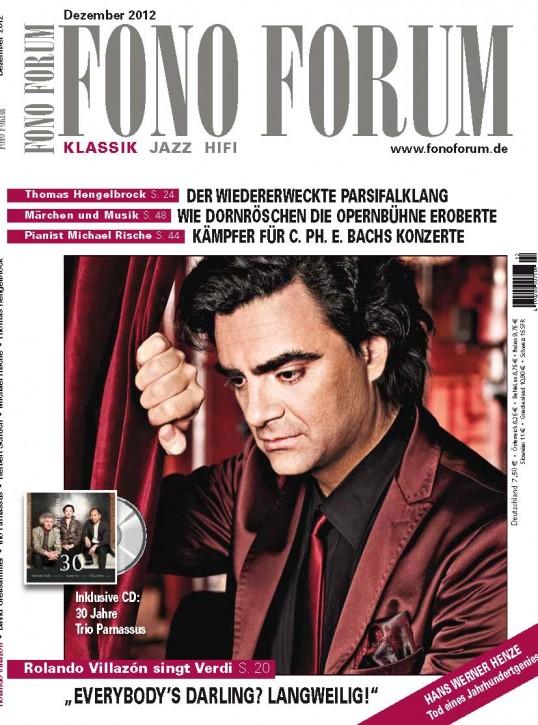 FonoForum Dezember 2012