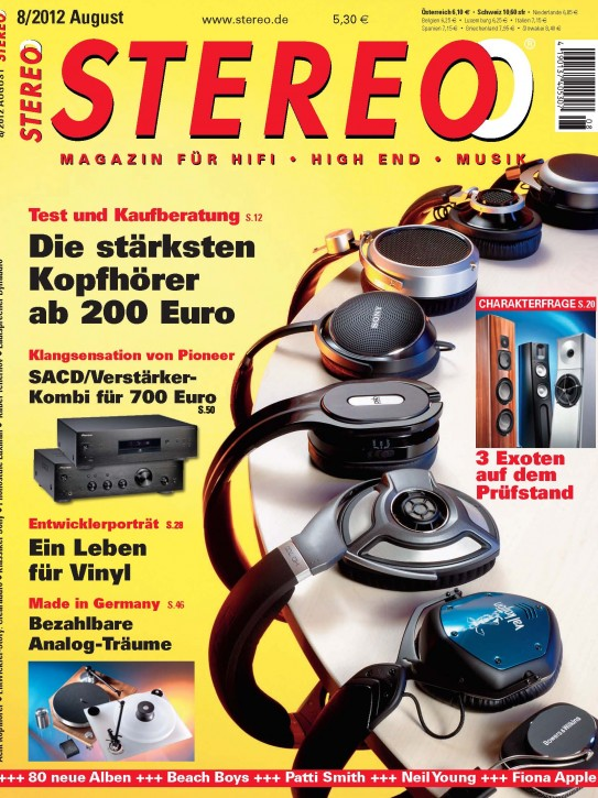 STEREO August 2012