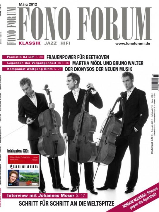 FonoForum März 2012