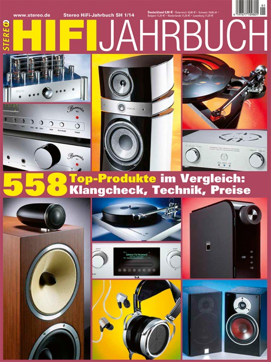 HiFi-Jahrbuch 1/2014