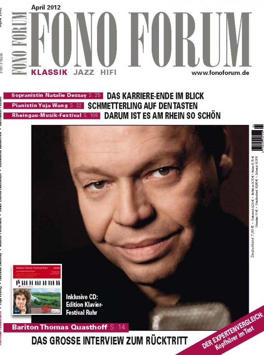 FonoForum April 2012