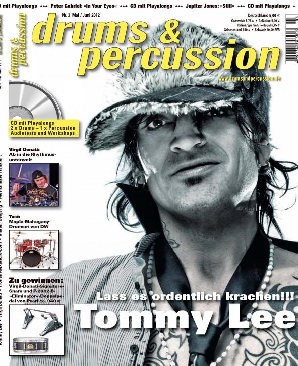 drums&percussion Mai/Juni 2012