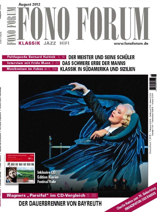 FonoForum August 2012